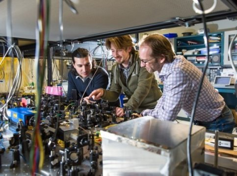 Beam me up Scotty! Quantum teleportation of a particle of light six kilometers
