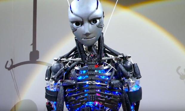 Video Friday: Kengoro the Sweaty Robot, Camera Drone on a Leash, and the Next Frontier in AI