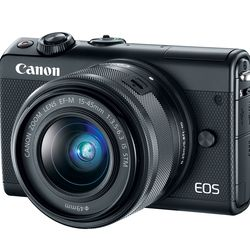 itech-dude-contents-HR_EOS_M100_BLACK_EFM15_45_3Q_CL Canon's new mirrorless camera is like an M5 in a smaller (and cheaper) body | iTech Dude - The Technology Blog