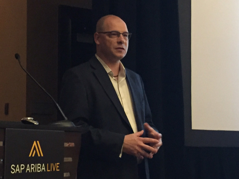 Speaking during a roundtable at the recent SAP Ariba Live event, R Robert Kain, Principal Consultant at Nitor Partners, said that blockchain's promise of faster, better and cheaper fundamentally disrupts traditional supply chain models.