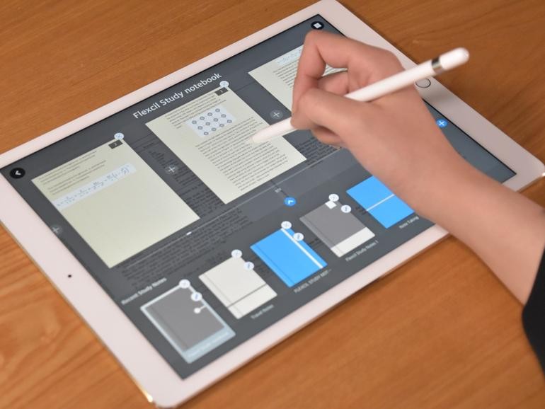 Hancom Flexcil launches PDF edit app with pen for iPad