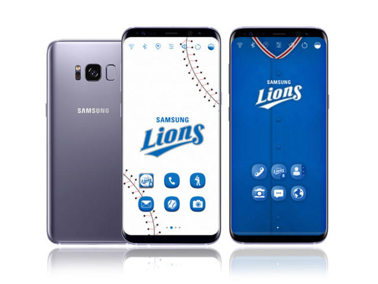 ​Samsung to sell Galaxy S8 baseball team edition