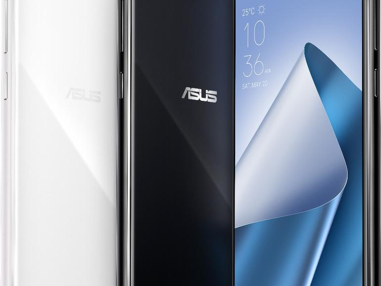 Asus debuts iPhone 7 Plus-style dual cameras in lower cost ZenFone 4s