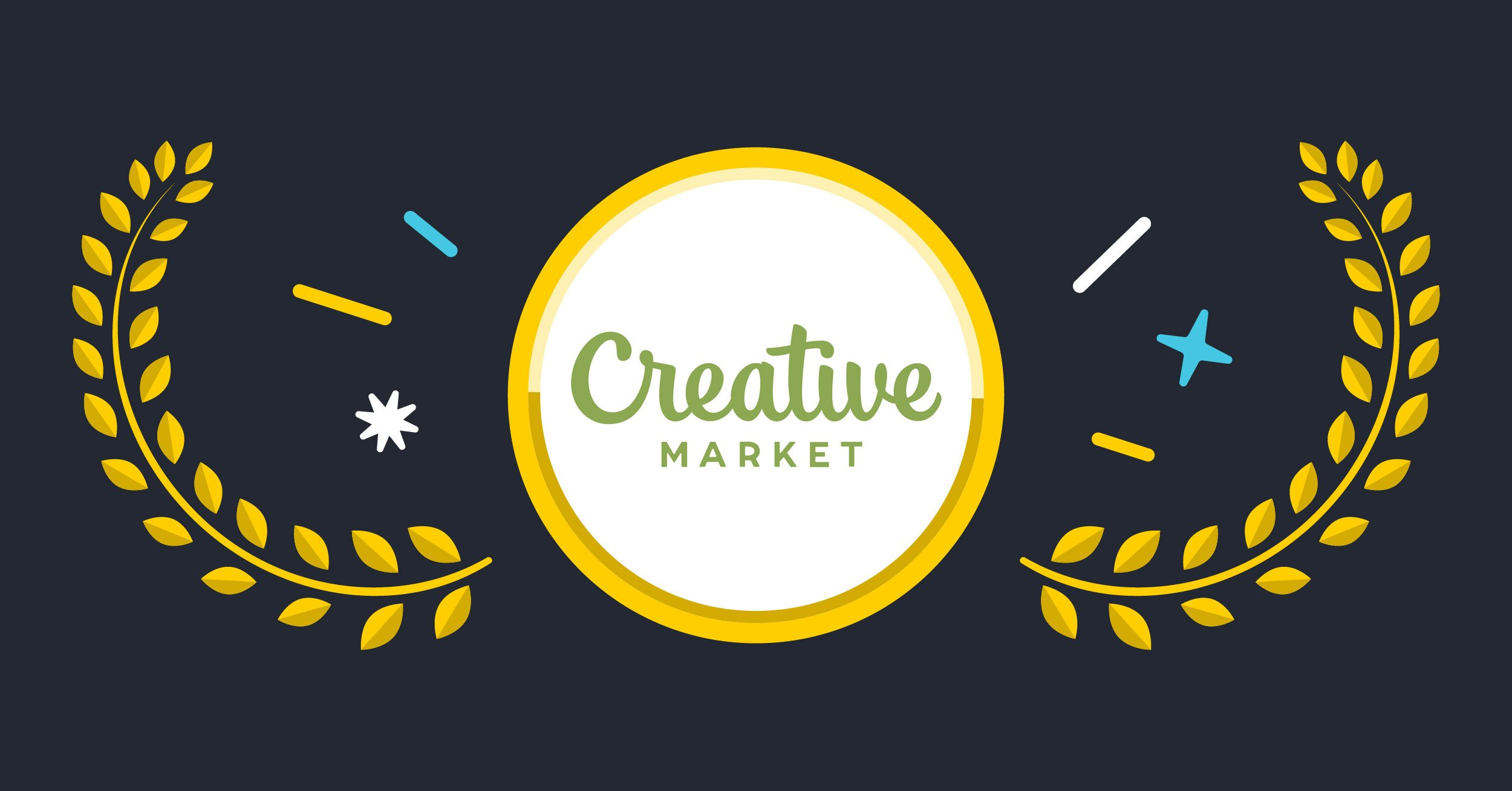 Creative Market Review: Create Beautiful & Professional Design Assets for Your Brand