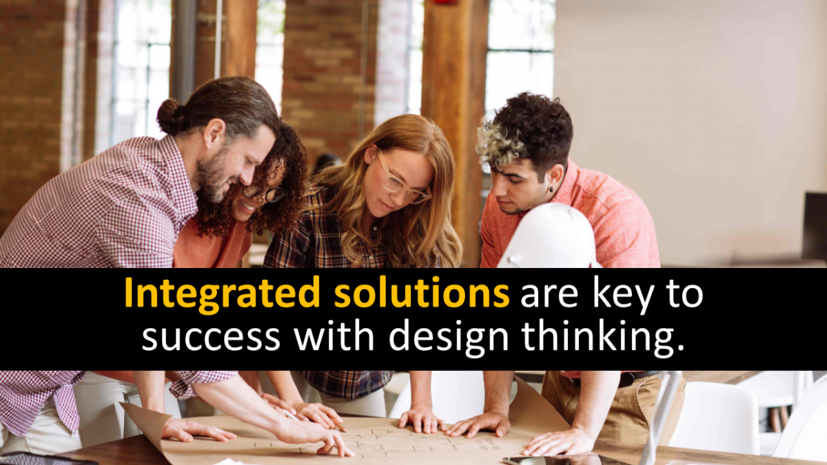 SAPVoice: Design Thinking Is About Integrated Solutions