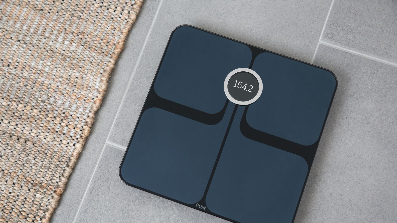 The Aria 2 updates Fitbit's smart scale with a new design and improved accuracy