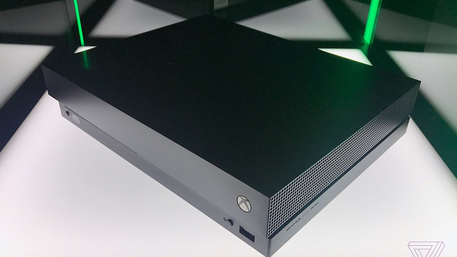 The Xbox One X probably isn
