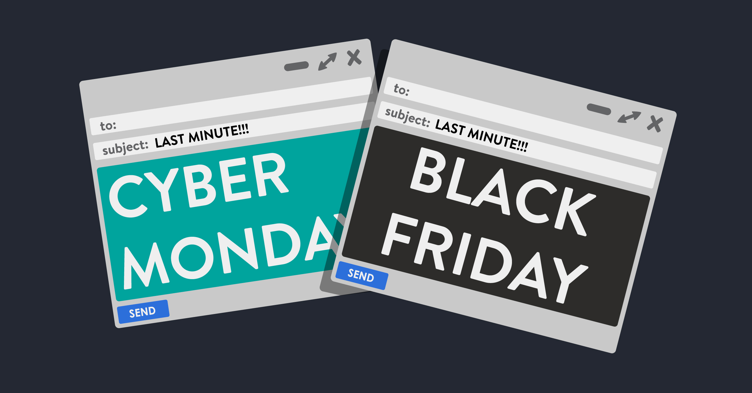 Black Friday & Cyber Monday Ecommerce Deals for 2016
