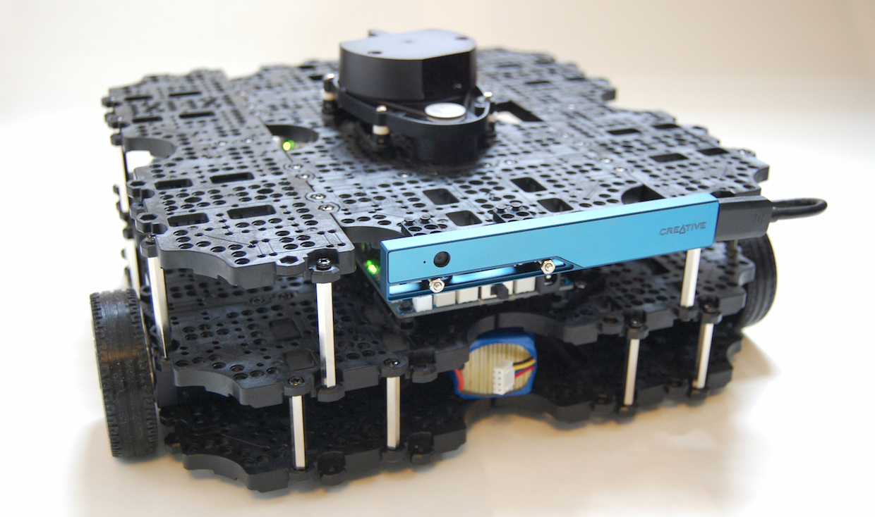 Hands-on With TurtleBot 3, a Powerful Little Robot for Learning ROS