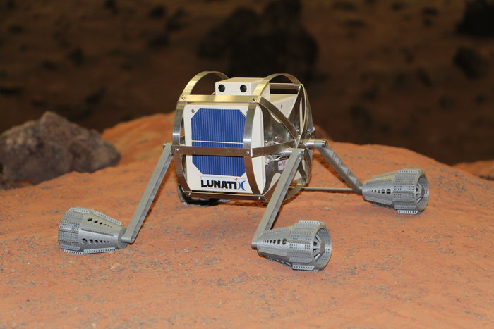 How Much Would You Pay to Drive a Jumping Robot on the Moon?