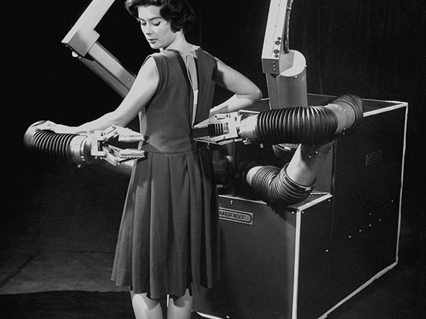 The 1961 Mobot Mark II Had All the Moves