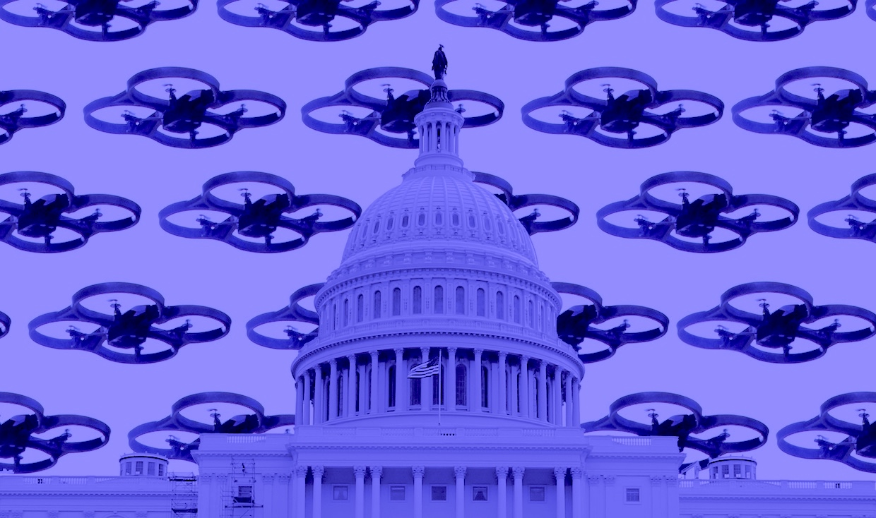 The Drone Rules That Never Became Law