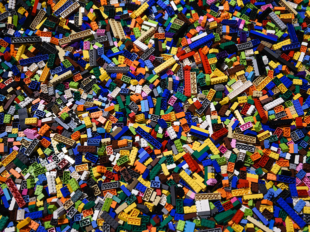 How I Built an AI to Sort 2 Tons of Lego Pieces