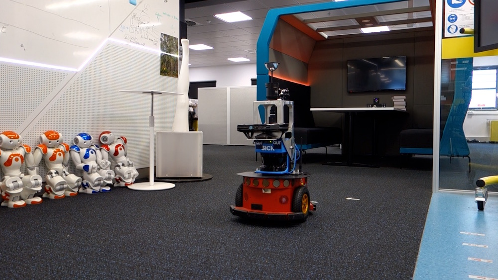 Watch This Robot Navigate Like a Rat