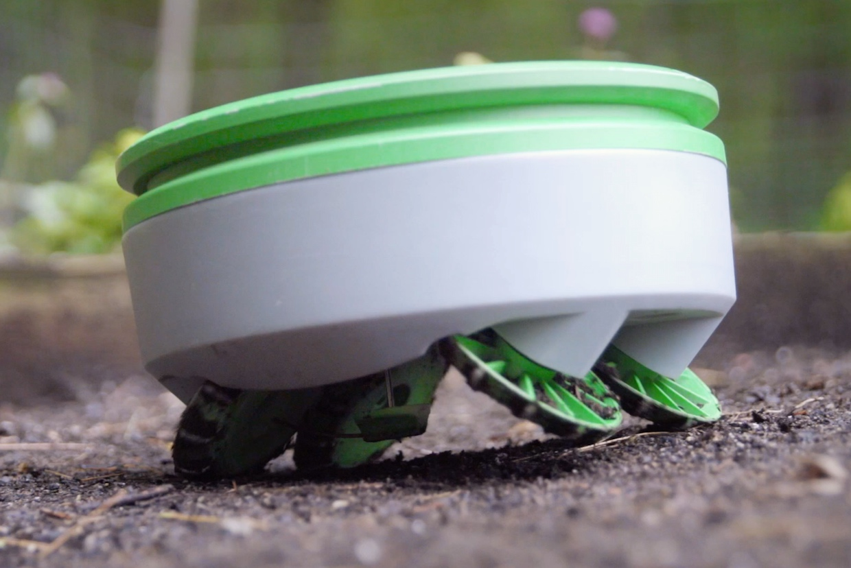 Roomba Inventor Joe Jones on His New Weed-Killing Robot, and What