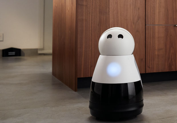 Kuri Robot Brings Autonomous Video to a Home Near You