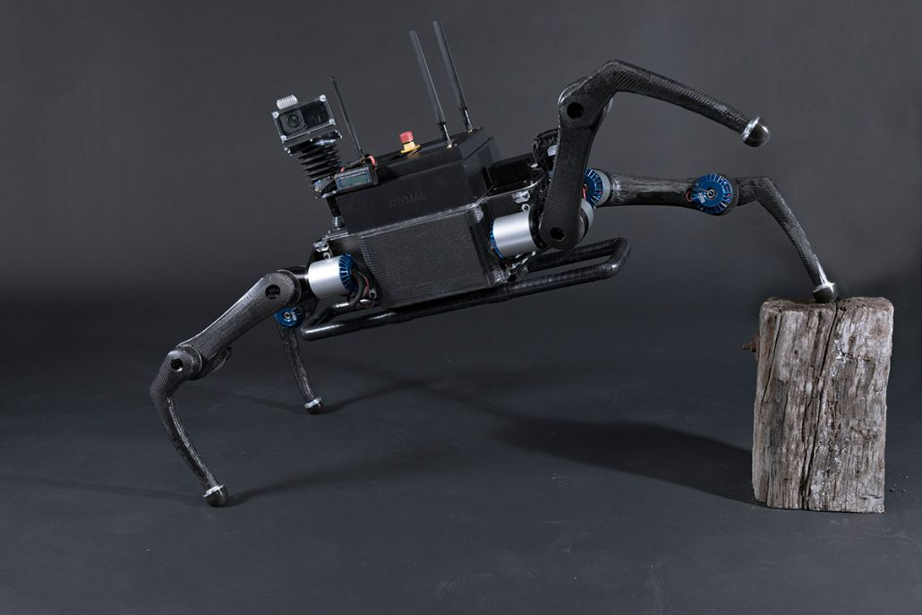 Video Friday: More Boston Dynamics, Giant Fighting Robots, and ANYmal Quadruped