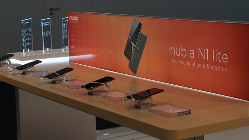 Nubia N1 lite Smartphone Launched at MWC 2017