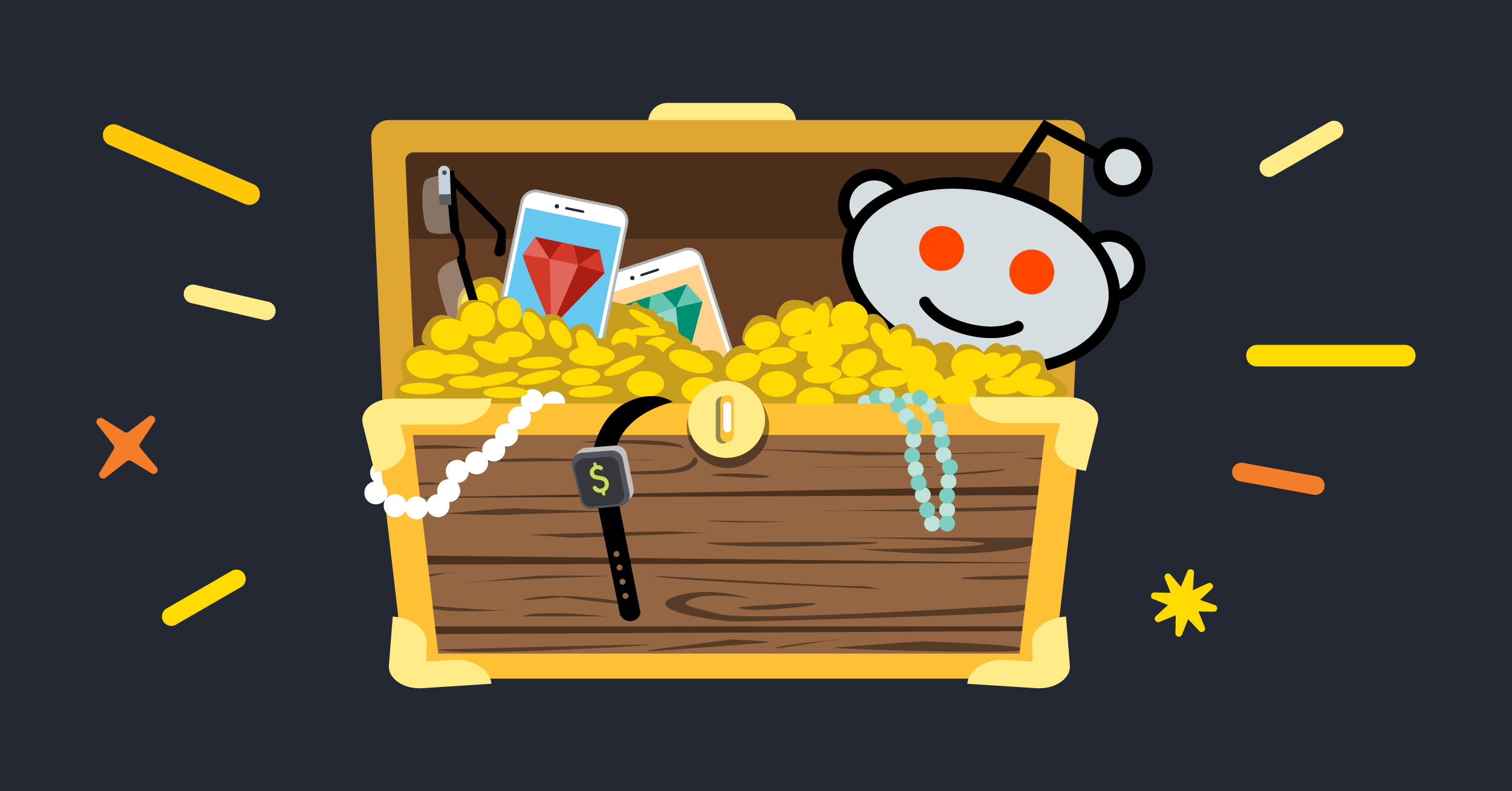 A Treasure Chest of Product Ideas to Sell Online