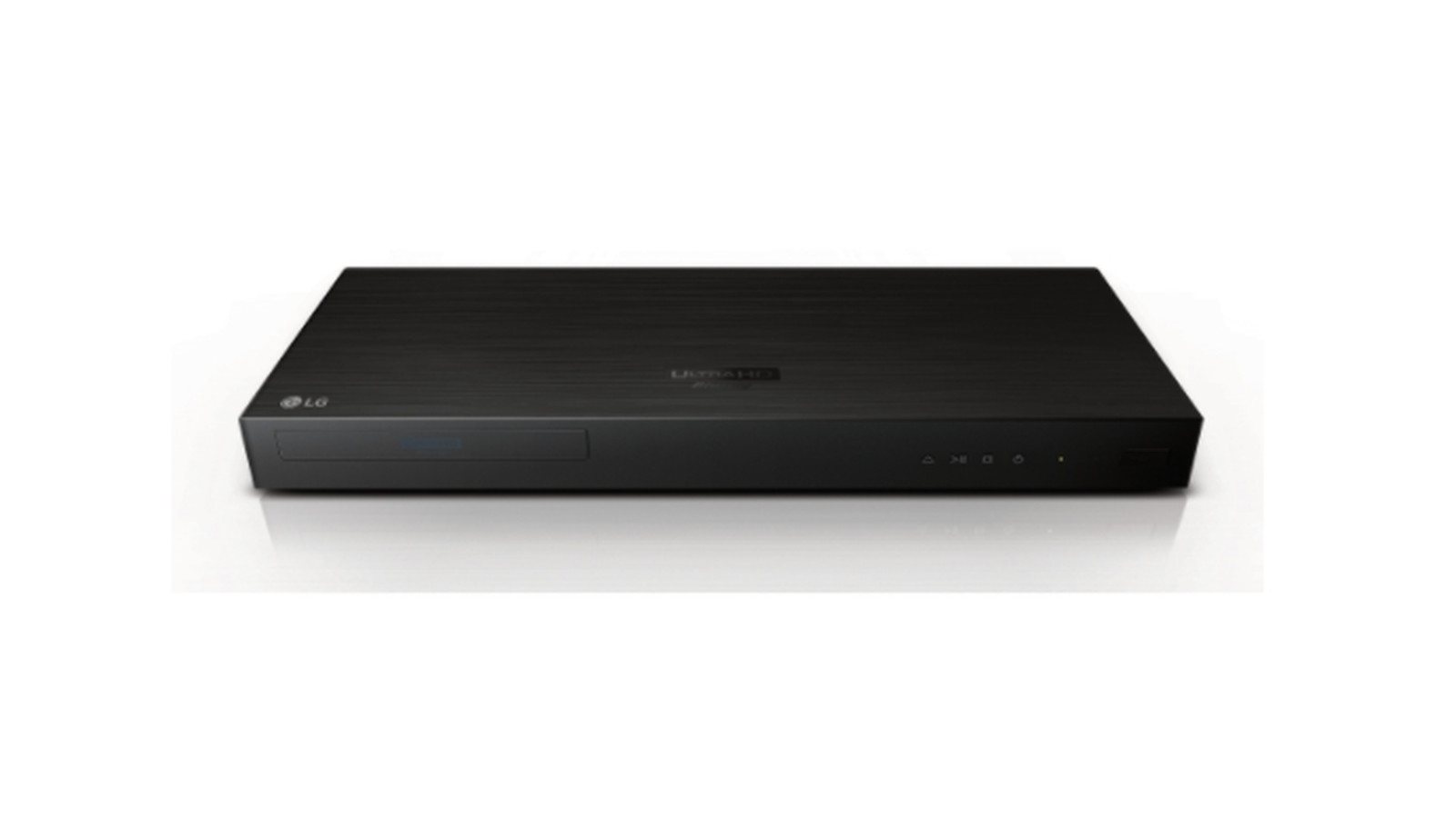 LG's 4K Blu-ray player supports Dolby Vision for better HDR