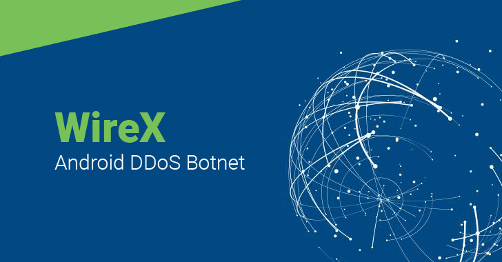 WireX DDoS Botnet: An Army of Thousands of Hacked Android SmartPhones