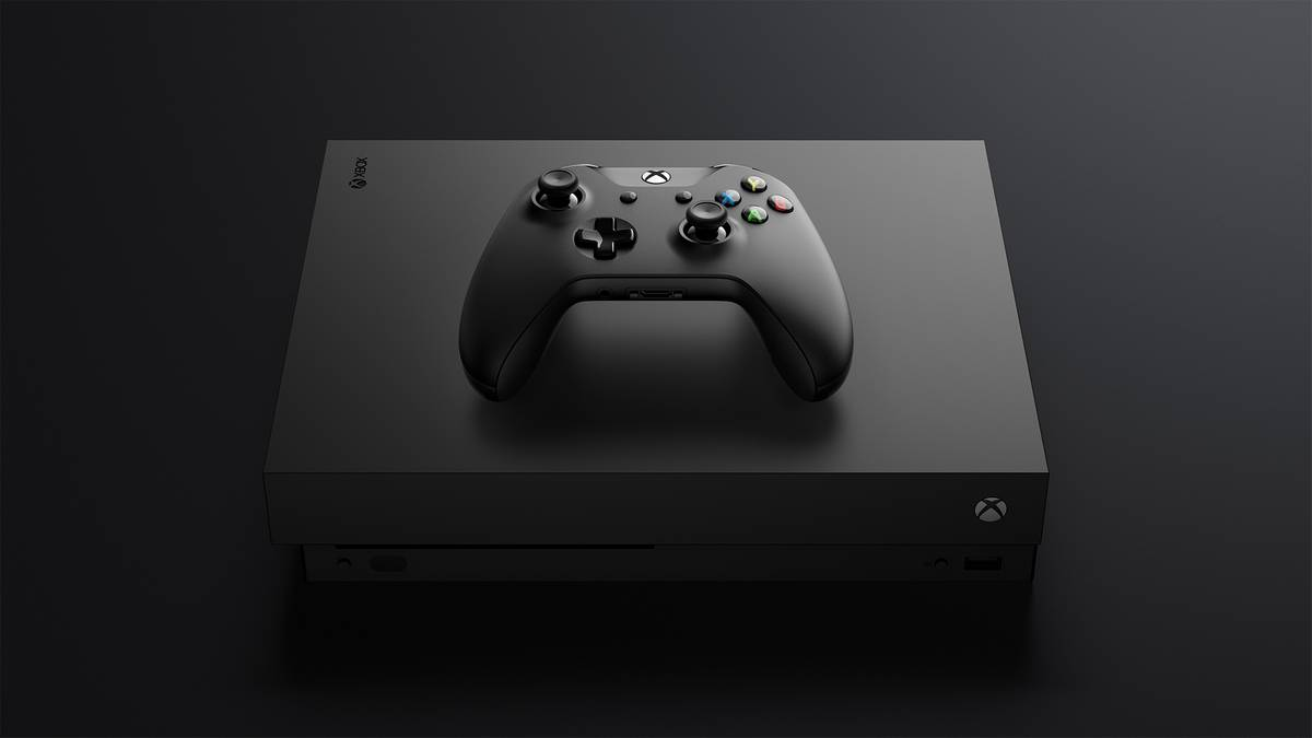 Microsoft To Give Over 100 Games Xbox One X Enhancements