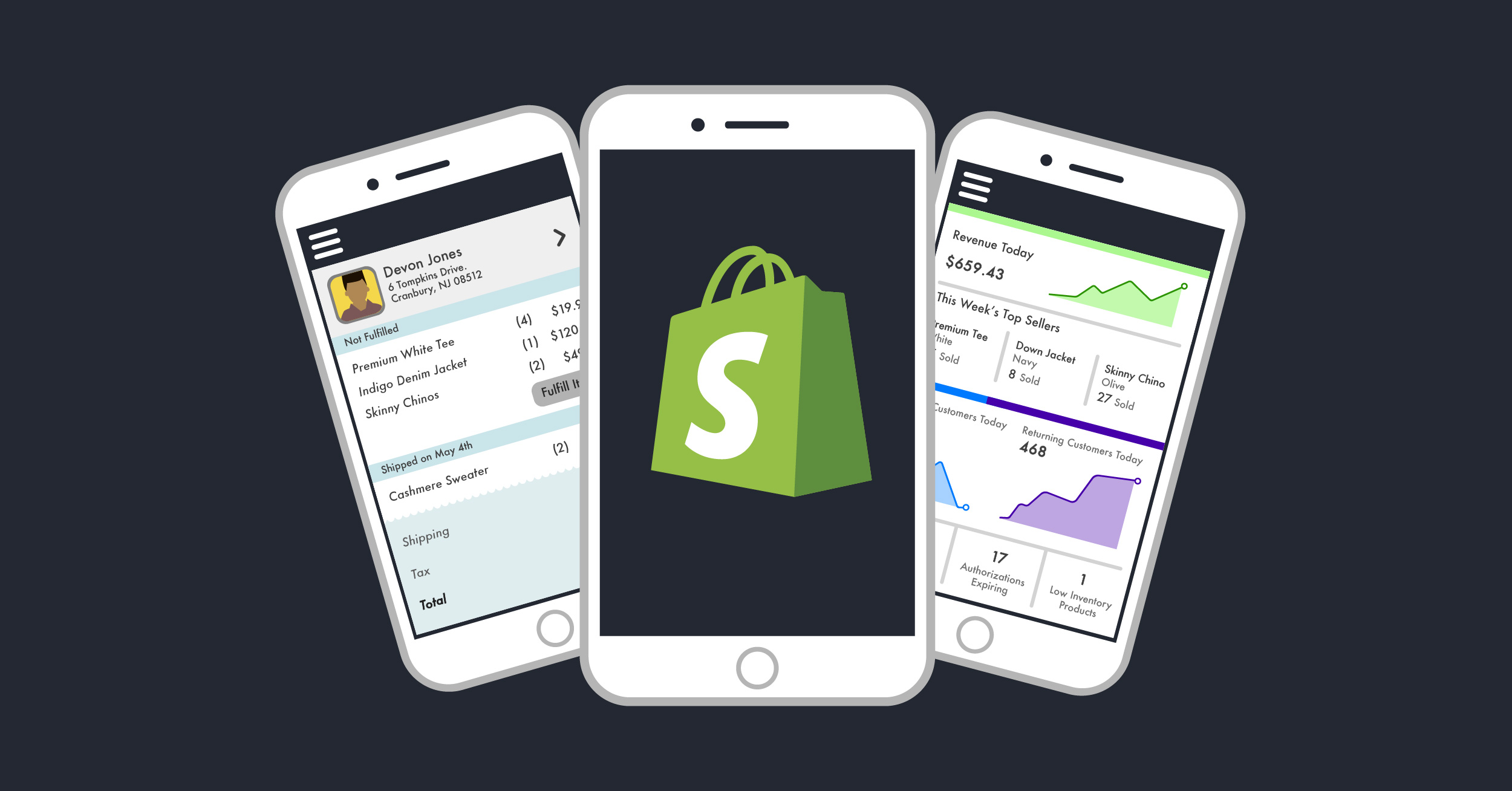 Your Lifestyle Business On The Go – Shopify's Mobile App