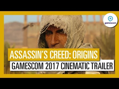 Assassin's Creed Origins Cinematic Trailer Released