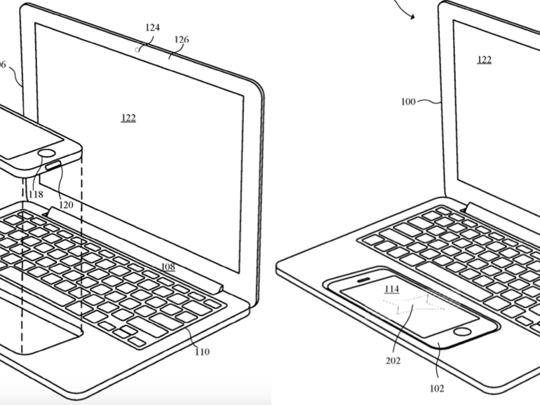 Could your iPhone replace your laptop? Apple toys with dockable phone that turns into PC