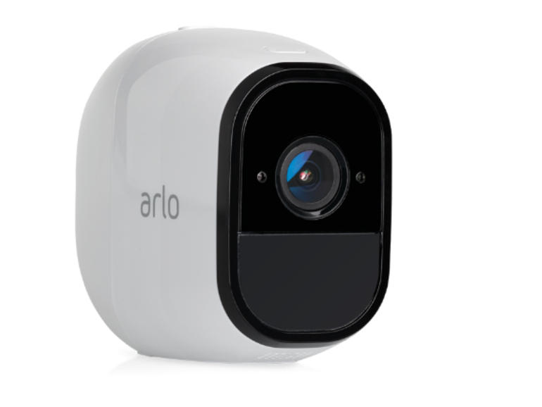 Netgear Arlo Pro, First Take: Pricey, but plenty of options