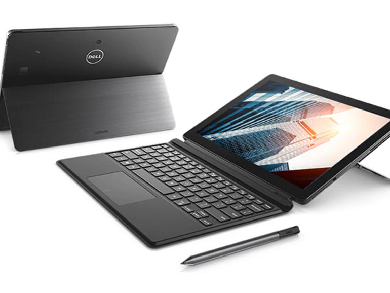 Dell Latitude 5285 2-in-1 review: A business-class Surface Pro clone with a clever kickstand