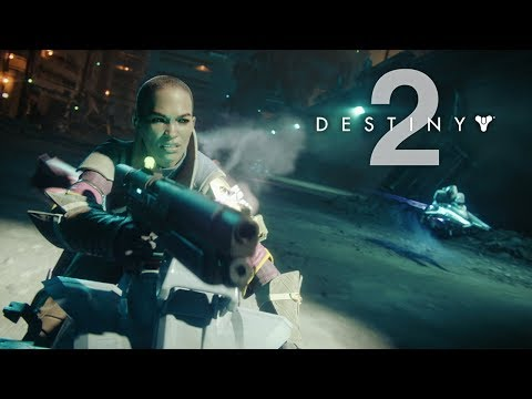 Destiny 2 Launch Trailer Released