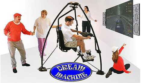 Dream Machine with insane pricetag