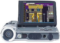 Digital camera sports games as well