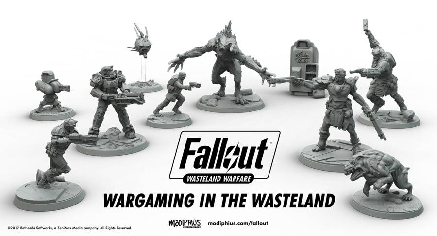 Fallout To Get A Tabletop Version Of The Game