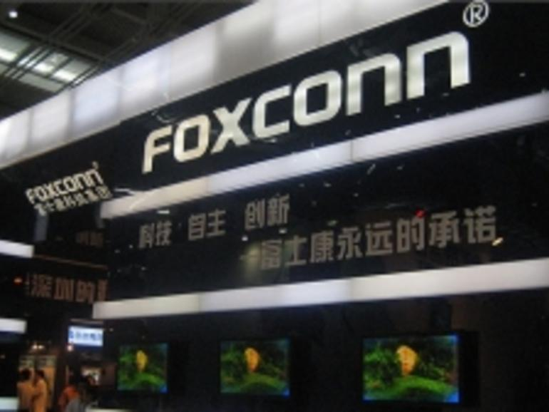 Foxconn to build $10B plant in Wisconsin