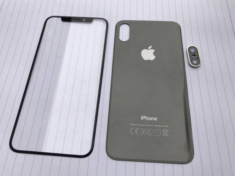 iPhone 8: Here