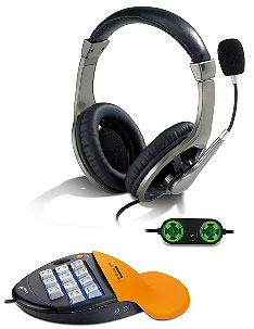 Genius unveils new gaming peripherals