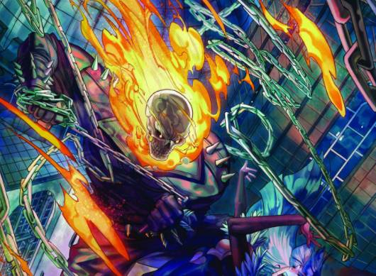 Ghost Rider Will Be Added To Marvel VS Capcom: Infinite's Roster