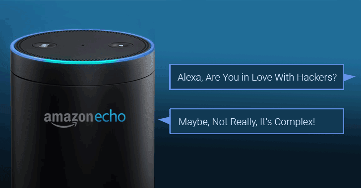 Alexa, Are You Spying On Me? Not Really, Maybe, It