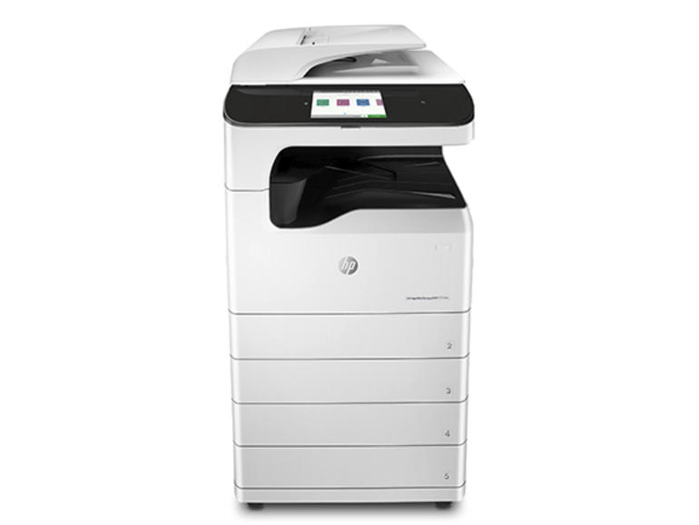 HP PageWide Managed MFP P77760z: Inkjet printing for enterprises