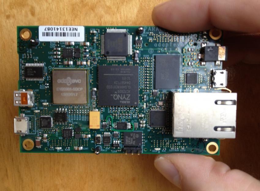 Adapteva $99 parallel processing boards targeted for summer