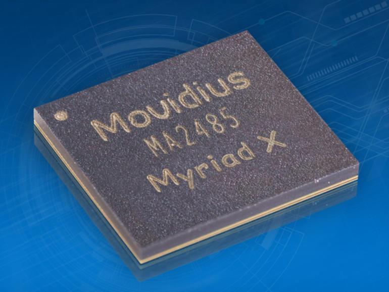 Intel unveils AI-focused Movidius VPU chip