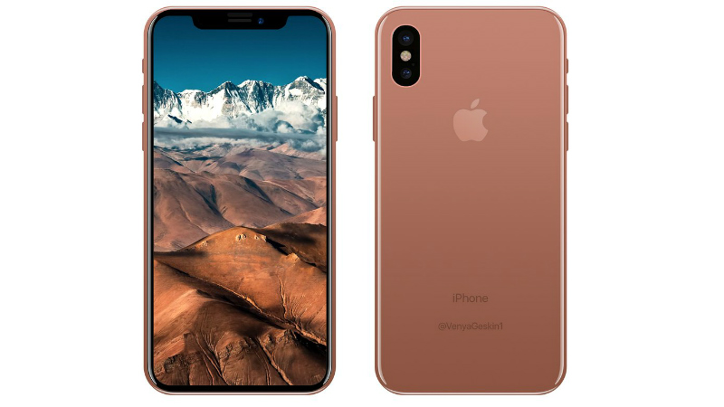 iPhone 8 to Launch on September 12, 512GB Variant Expected: Reports