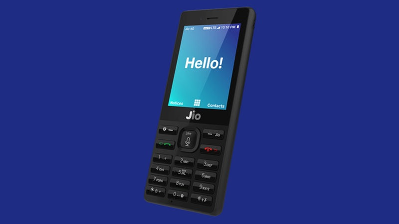 Jio Phone Bookings to Start Online and Offline on August 24: How to Pre-Order the Mobile