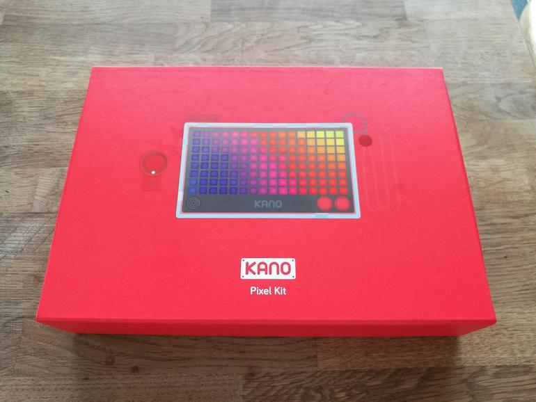 Kano Pixel Kit: Hands on with the lightboard that teaches you to code