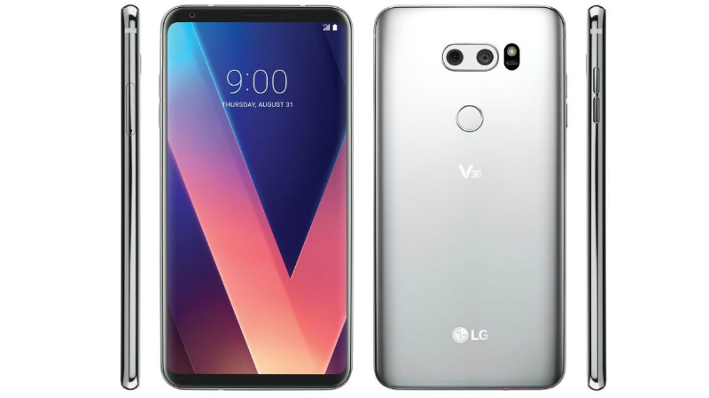 LG V30 to Offer More Customisable Audio Options Over Predecessor, Claims Company