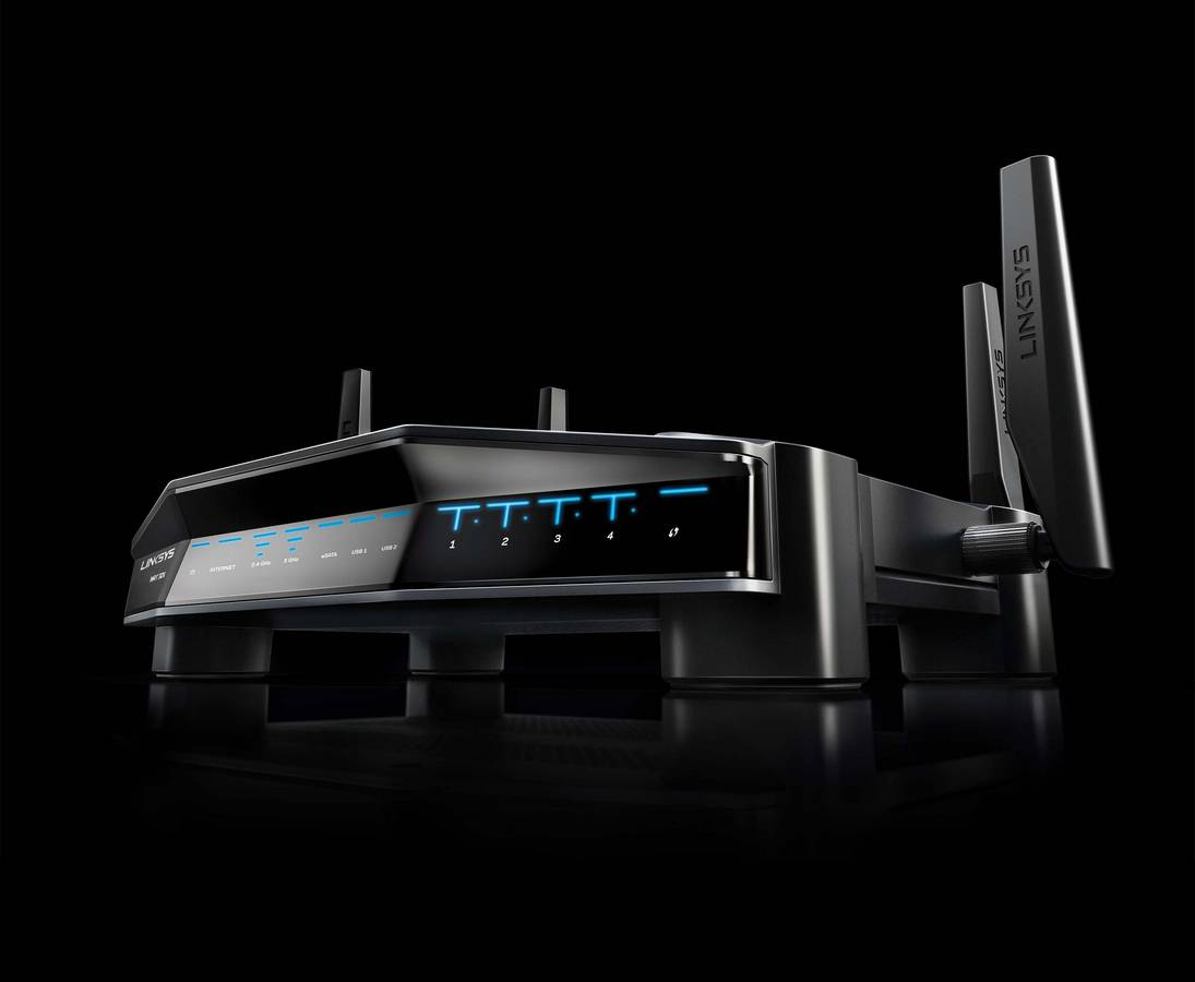 Linksys WRT32X Router Has Been Designed With Gamers In Mind