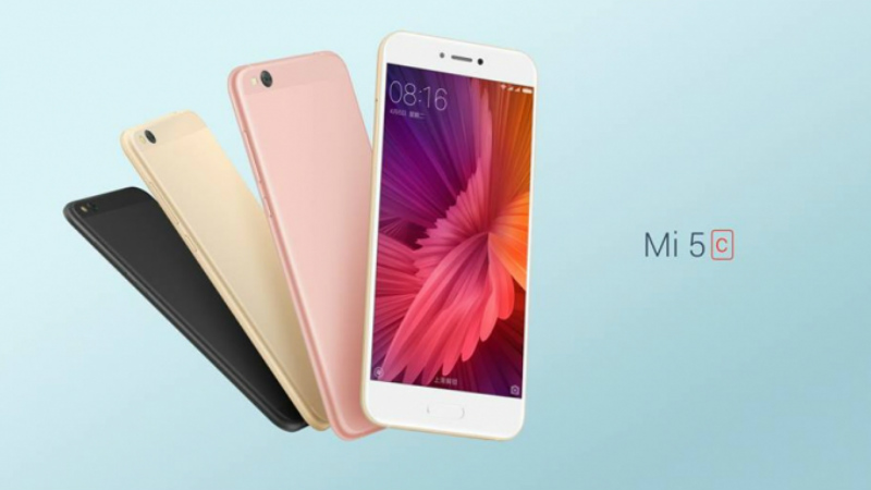 Xiaomi Mi 5c With In-House Surge S1 SoC Launched: Price, Release Date, Specifications, and More