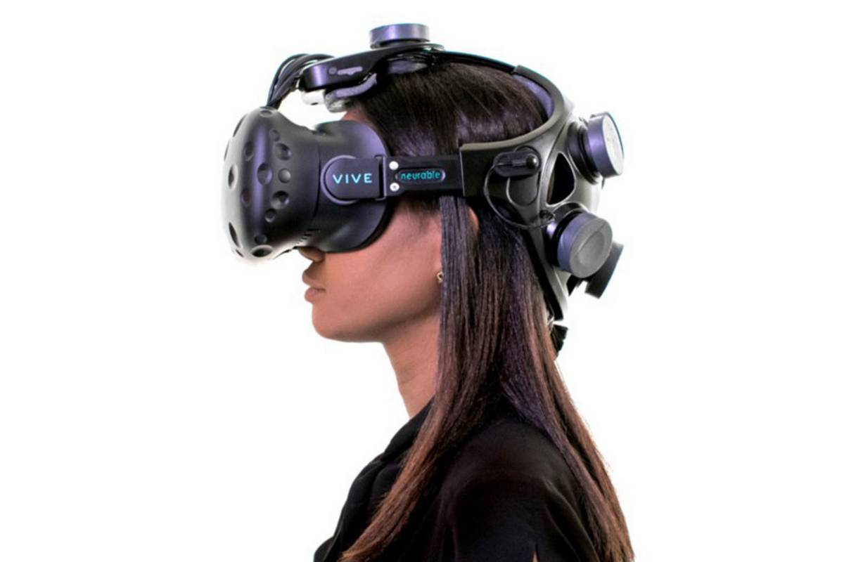 Brain-Controlled VR Could Be The Way Of The Future